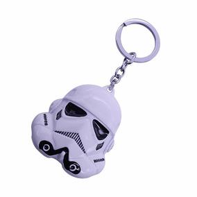 Chaveiro Capacete Stormtrooper Mascara Star Wars Em Metal