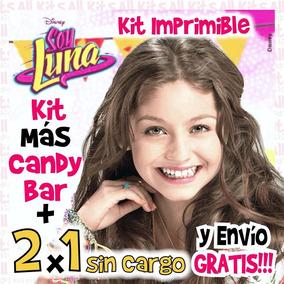 Kit Imprimible Soy Luna. Nuevas Imágenes! + 2x1 + Env Gratis