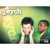 Dvd Psych 1ª A 8ª Temporada Dublado Legendado Frete Gratis