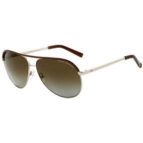 Armani Exchange Ax 2002 L - Óculos De Sol 6010t5 Marrom E