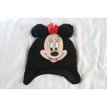 Disney Minnie Mouse Gorra De Invierno Unitalla