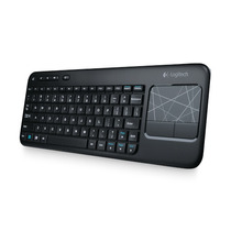 Teclado Logitech K400 Wireless Touch Keyboard 2.4 920-003070
