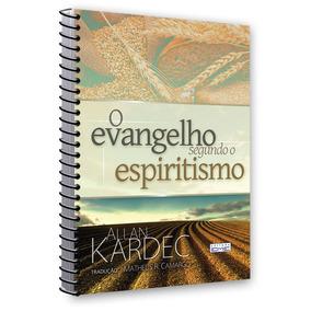 Livro O Evangelho Segundo O Espiritismo (espiral)