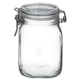 mason jars frascos hermticos vidrio l con tapa dulcero