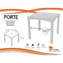 Mesa Forte Marca Duna