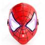Mascara Con Luz De Spiderman Hombre Araña