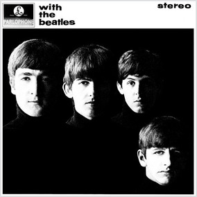 Lp The Beatles With The Beatles 180g Lp Novo Usa