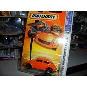 Matchbox 1962 Volkswagen Beetle Fusca Novo 2007