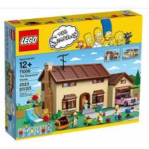 Lego 71006 La Casa De Los Simpsons