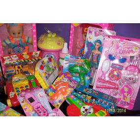 super lotes de juguetes revender o regalar navidad dia nio