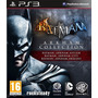 Batman Arkham Collection Ps3 Digital