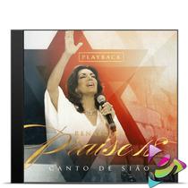 Cd Play-back Renascer Praise 18 - Canto De Sião Cód. 22981