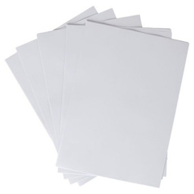 Papel Fotográfico Super Blanco White Crystal 20 Carta 200gr