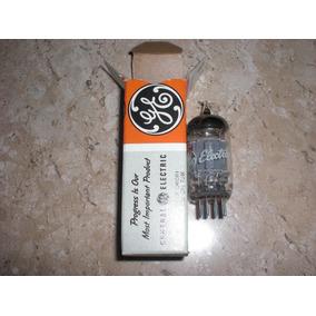 Válvula 12ax7 Ge General Electric Nos Nib
