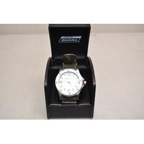 Reloj Dickies Original Manecillas Correa Camo Uso Rudo