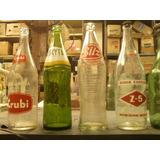Antigua Botella De Gaseosa Bilz