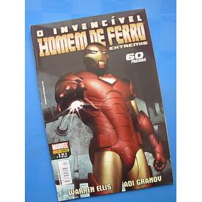 Homem De Ferro - Extremis #1 - Abr/2006