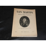 San Martin - Revista Instituto Sanmartiniano Nro 13 Año 1947
