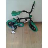 Bicicleta Infantil Rodado 12 Niño Nene 2 A 4 Años C/ruedita