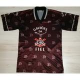 Camisa Da Torcida Gaviões Da Fiel - Corinthians Timão