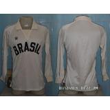 Camisa De Voley Seleção Brasileira Anos 80 Geração De Prata