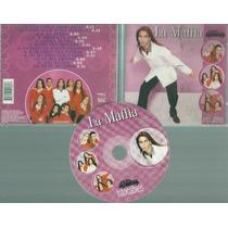 La Maffia Intocables Leader Music Cd Nuevo