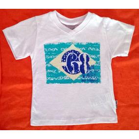 Camiseta Puc Bebê - Temos Até O Tamanho - 3 Anos