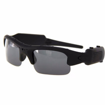 Óculos Espião Detetive Filmadora Câmera Espiã Alta Resolução