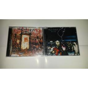 Black Sabbath - 2 Cds: Mob Rules - Live Evil (lacrado)