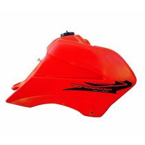 Tanque Plástico Honda Tornado Vermelho X Cell