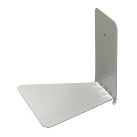 umbra ocultar repisa de pared libro plata