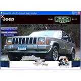 Manual De Taller Y Reparación Jeep Cherokee 1984-2001