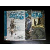 The Walking Dead- Dejando Todo Atrás Vol 2 Números 4,5 Y 6