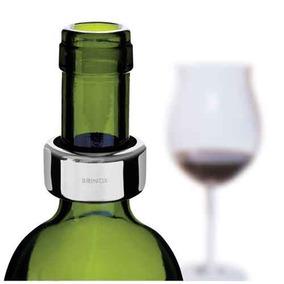 Anel Aço Inox Para Garrafa De Vinho - Brinox