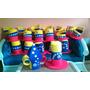 Sombreros Tricolor Venezolano Goma Espuma
