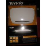 Router Inalambrico Marca Tenda Antena Interna W268r 150 Mbps