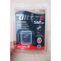 Sandisk Ultra Ii Sd Plus Con Usb 512mb