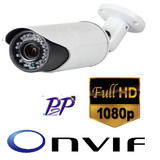 Câmera Ip Onvif 2mp Full Hd 1080p Ircut Wdr Blc Filma Placa