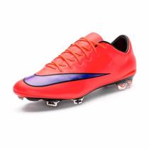 Chuteira Nike Mercurial Vapor X Fg Campo Original 1magnus