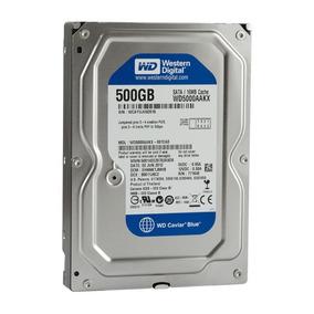 Disco Duro Western Digital, 500gb, Sata, Nuevo Con Garantia