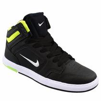 Tênis Cano Alto Bota Botinha Masculino Nike Ruckus 3 High