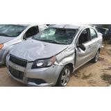 Chevrolet Aveo 2013, Se Desarma Por Refaccion!!