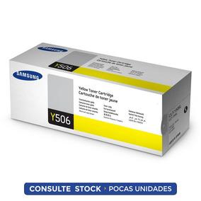 Toner Samsung Amarillo Y506l Clp680 Clx6260 Districomp