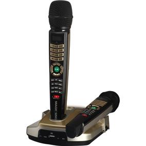 Tm Magic Sing Et23kh Hd Resolution Karaoke System With 2