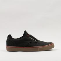 Zapatos Dekline Skate Tim Tim Negro Goma Del 7 Al 11
