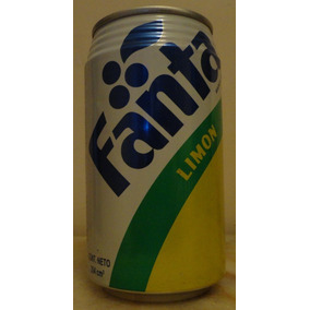 Fanta Limón 354ml Argentina