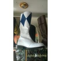 Botas Power Ranger Zapatos Cuero Calzado Hombre Vestir Peru