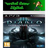 Diablo 3 Juego Ps3 Digital