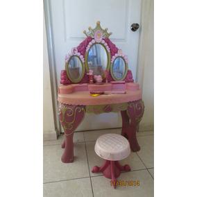 Tocador De Juguete Para Niña Princesas Disney