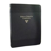 Bíblia Judaica Luxo Direto Dos Originais Completa Preta
